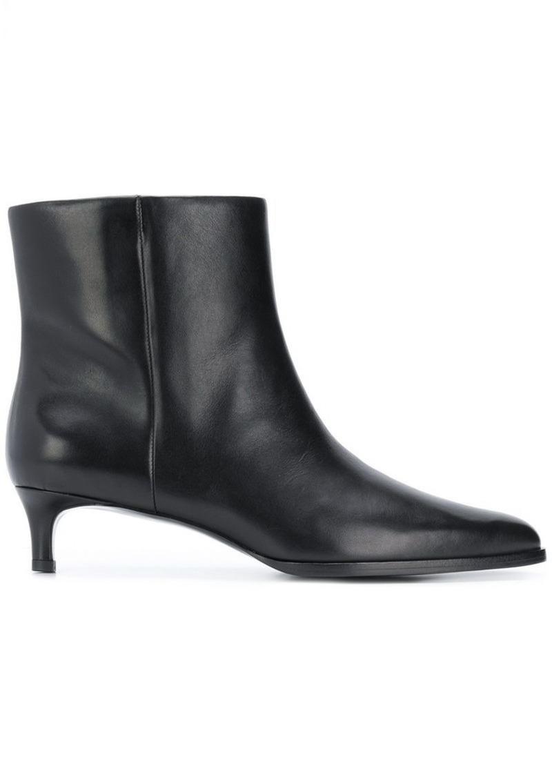 3.1 Phillip Lim kitten heel ankle boots