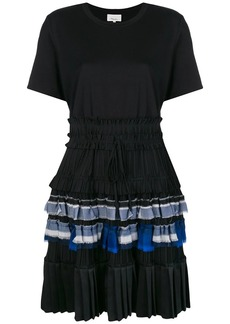 3.1 Phillip Lim layered look dress