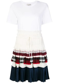 3.1 Phillip Lim layered look dress