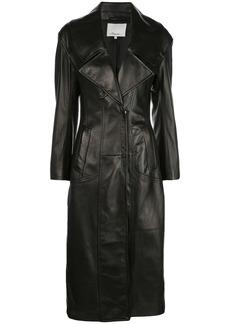 3.1 Phillip Lim zipped trench coat