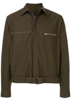 3.1 Phillip Lim lightweight buckle hem jacket