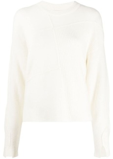 3.1 Phillip Lim LOFTY BASKET WEAVE PULLOVER