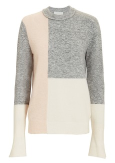 3.1 Phillip Lim Lofty Colorblock Pullover