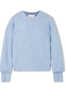 3.1 Phillip Lim Lofty Mélange Knitted Sweater