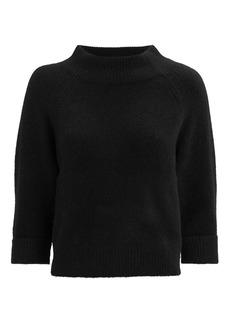 3.1 Phillip Lim Lofty Ribbed Black Pullover