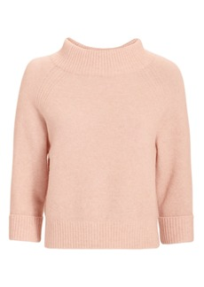 3.1 Phillip Lim Lofty Ribbed Pullover
