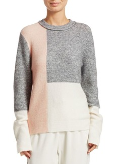 3.1 Phillip Lim Lofty Colorblock Sweater