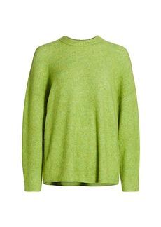 3.1 Phillip Lim Long Drop-Shoulder Sweater