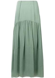 3.1 Phillip Lim long flared skirt