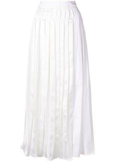 3.1 Phillip Lim long pleated skirt