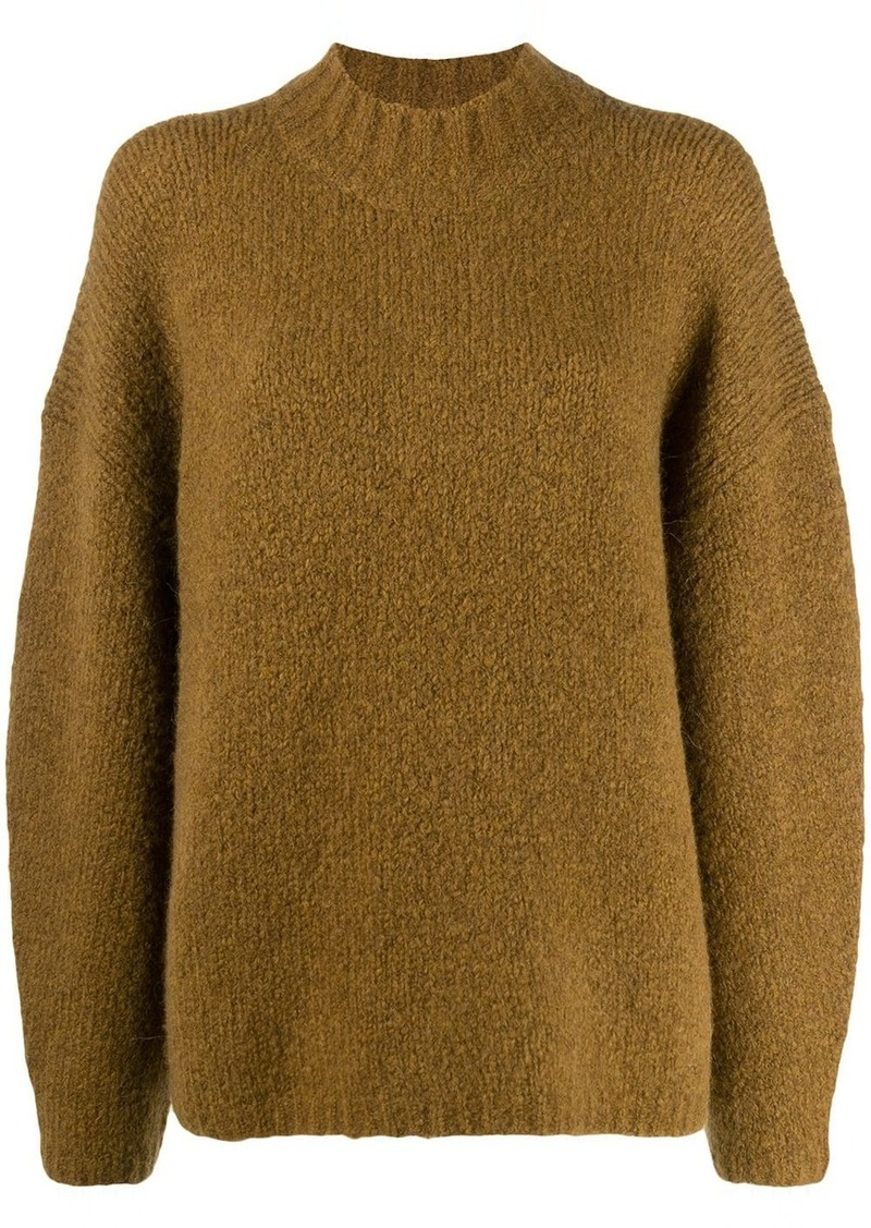 3.1 Phillip Lim Long sleeve drop shoulder sweater