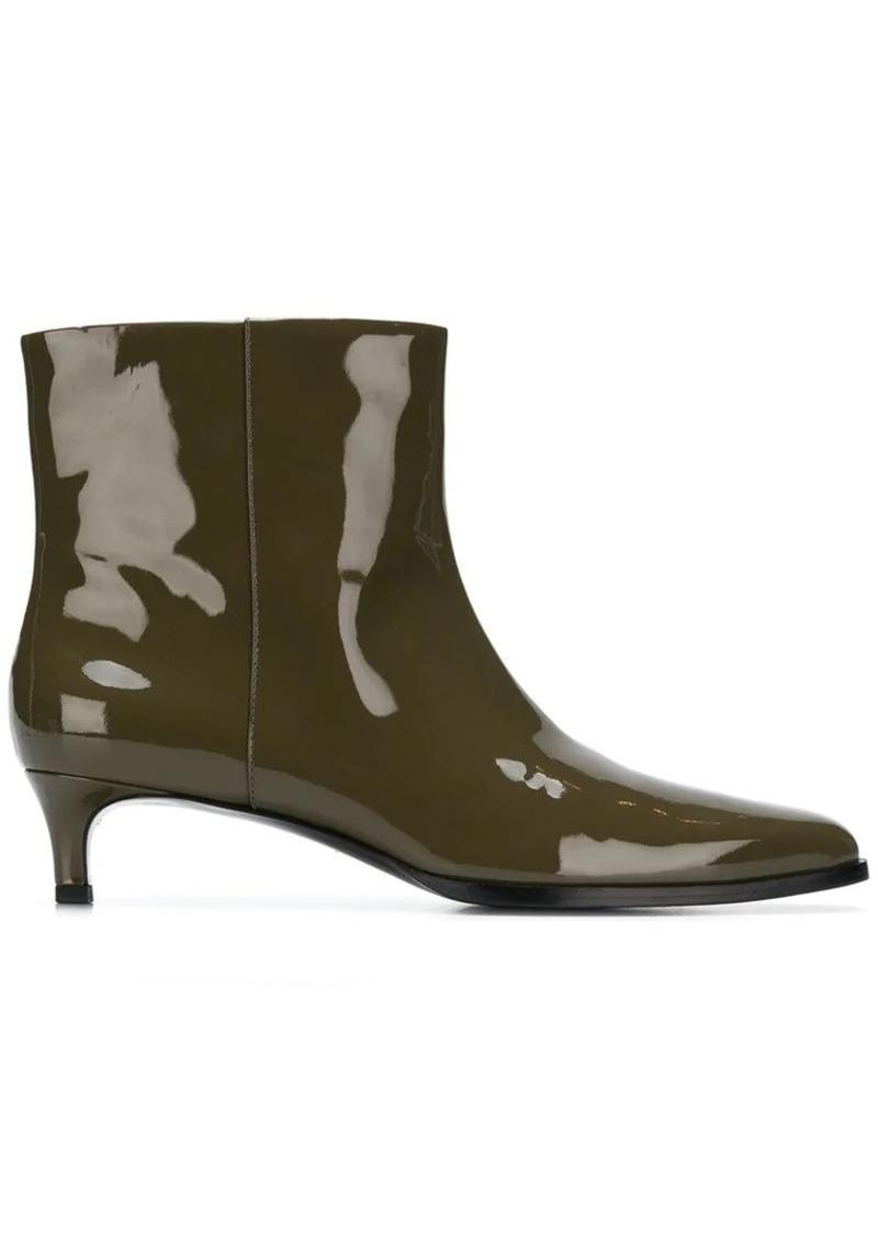3.1 Phillip Lim low heel boots