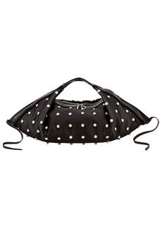 3.1 Phillip Lim Luna Studded Leather Mini Hobo Bag