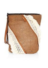 3.1 Phillip Lim Marlee Open Weave Shoulder Bag