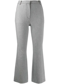 3.1 Phillip Lim micro houndstooth print tailored trousers