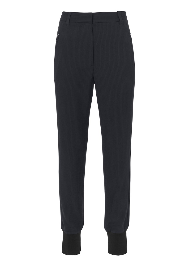 3.1 Phillip Lim Midnight Suiting Jogger Pants
