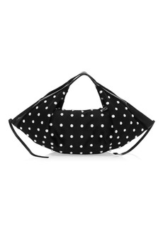 3.1 Phillip Lim Mini Luna Faux Pearl Hobo Bag