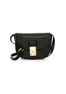 3.1 Phillip Lim Mini Pashli Leather Saddle Bag