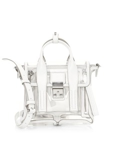 3.1 Phillip Lim Mini Pashli Transparent Satchel