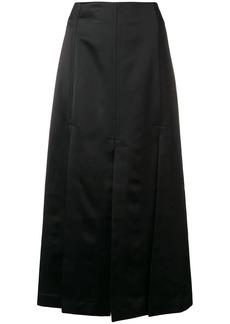 3.1 Phillip Lim multi slit maxi skirt