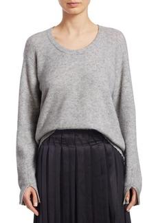 3.1 Phillip Lim Open Neck Wool Sweater