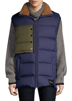 3.1 Phillip Lim Oversized Down Fill Puff Vest