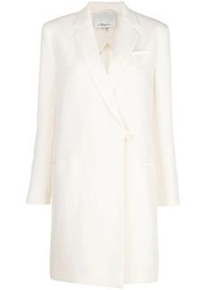 3.1 Phillip Lim overlay oversized coat