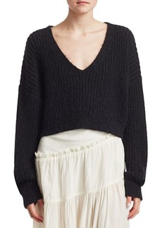 3.1 Phillip Lim Oversized Mohair Pullover