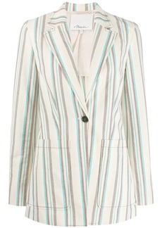 3.1 Phillip Lim Oversized Striped Blazer
