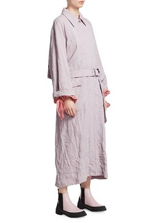 3.1 Phillip Lim Oversized Trench Coat