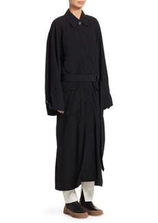 3.1 Phillip Lim Oversized Wool Trench Coat