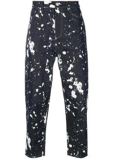 3.1 Phillip Lim paint splatter jeans