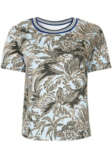 3.1 Phillip Lim palm tree T-shirt