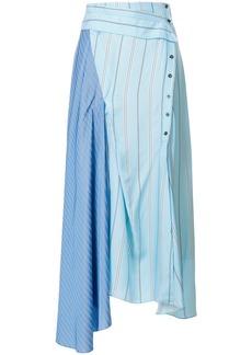 3.1 Phillip Lim Paneled long skirt