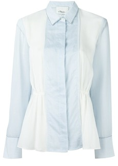 3.1 Phillip Lim panelled shirt