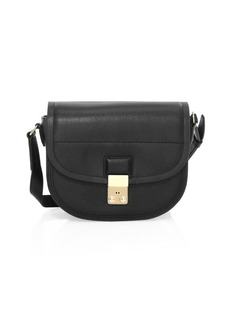 3.1 Phillip Lim Pashli Leather Saddle Bag