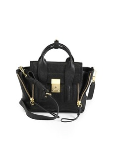 3.1 Phillip Lim Mini Pashli Leather Satchel