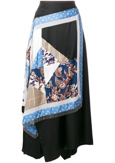 3.1 Phillip Lim patchwork skirt