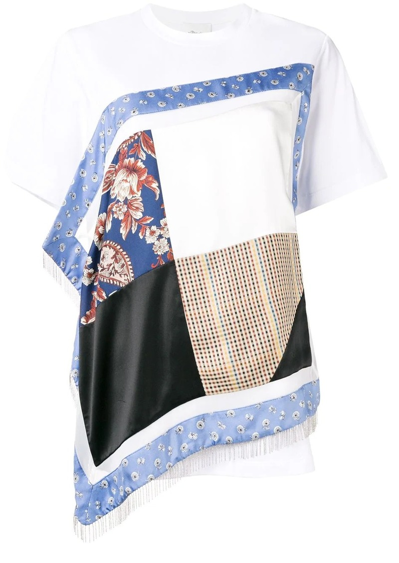 3.1 Phillip Lim Patchwork T-Shirt