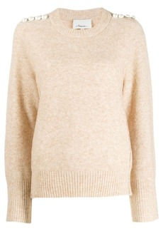 3.1 Phillip Lim pearl shoulder sweater