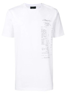 3.1 Phillip Lim photographic print T-shirt
