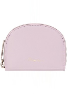 3.1 Phillip Lim Pink Hudson Zipper Wallet