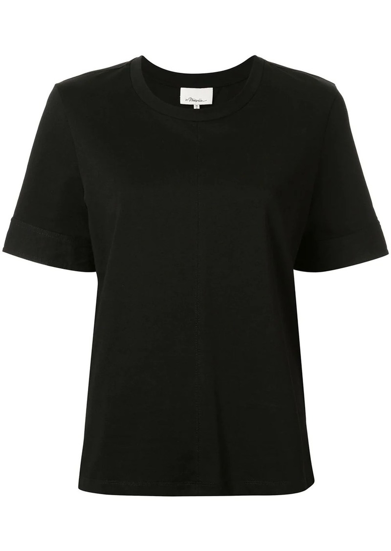 3.1 Phillip Lim plain boxy T-shirt