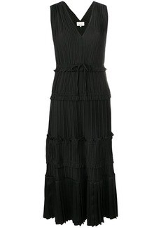 3.1 Phillip Lim pleated flared dress