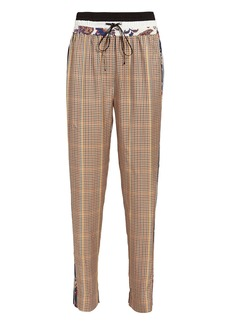 3.1 Phillip Lim Printed Drawstring Pants
