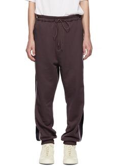 3.1 Phillip Lim Purple Lounge Pants