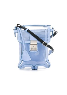 3.1 Phillip Lim PVC cross-body bag