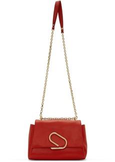 3.1 Phillip Lim Red Alix Soft Chain Bag