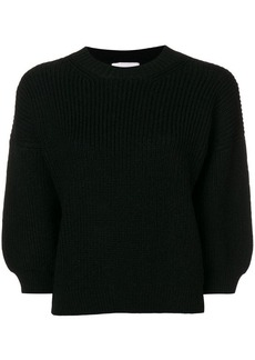 3.1 Phillip Lim ribbed crew neck sweater