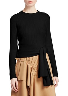 3.1 Phillip Lim Rib-Knit Pullover